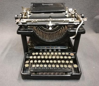 remington-schreibmaschine