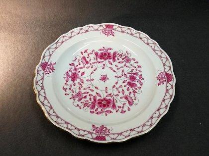 grosse-runde-schale-31-teller-flach-indisch-purpur-gold-teichert-stadt-meissen