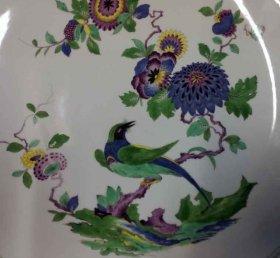 meissen-gr-teller-indische-vogel-und-blumenmalerei-paradiesvogl-d-36-cm-1-wahl