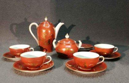 teeservice-saechsische-porzellanmanufaktur-dresden-chinoiserie-gold-auf-rotbraun