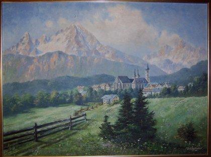 mosberger-berglandschaft-mit-dorf-oel-lwd
