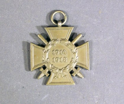 kriegsteilnehmerkeuz-1914-1918